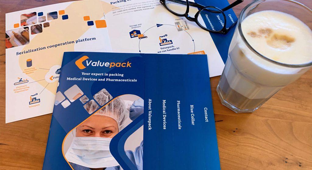 drukwerk folder valuepack