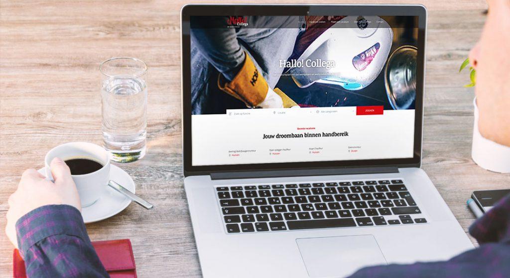 hallocollega webdesign