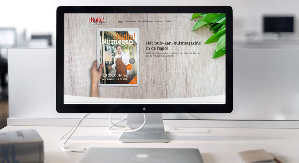 hallonijmegen webdesign