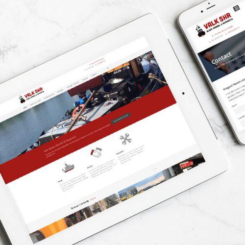 valk webdesign