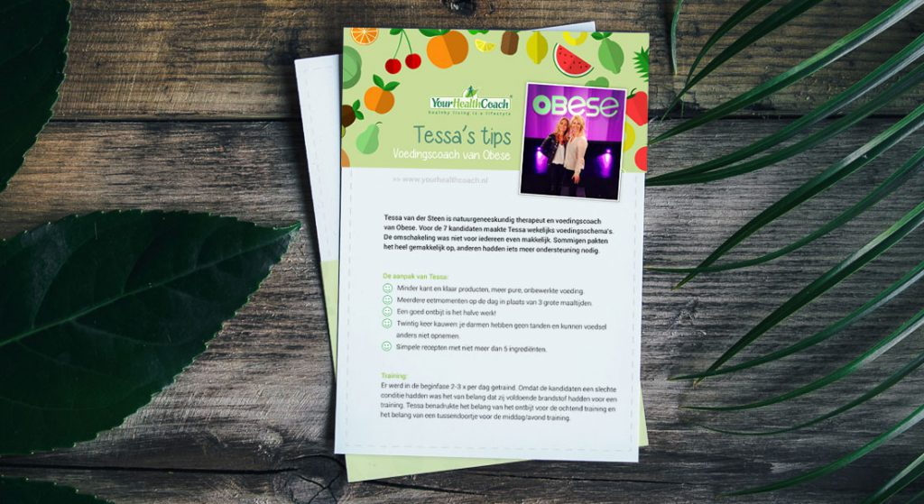 yourhealthcoach obesetips