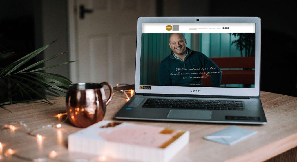 fifth advocatuur webdesign