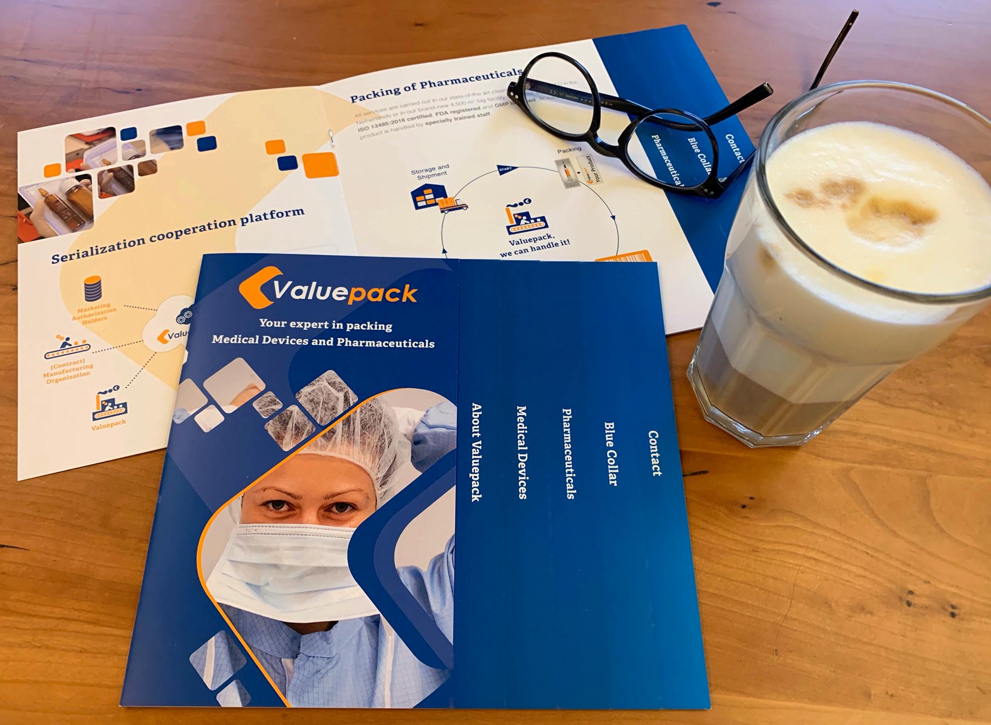 Valuepack op Pharmapack 2019 in Parijs
