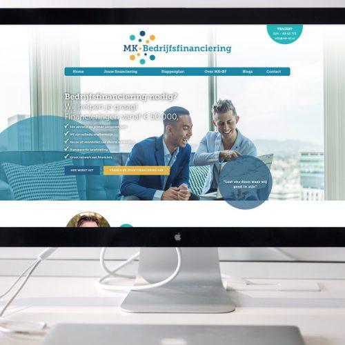 mkbedrijfsfinanciering website online marketing seo