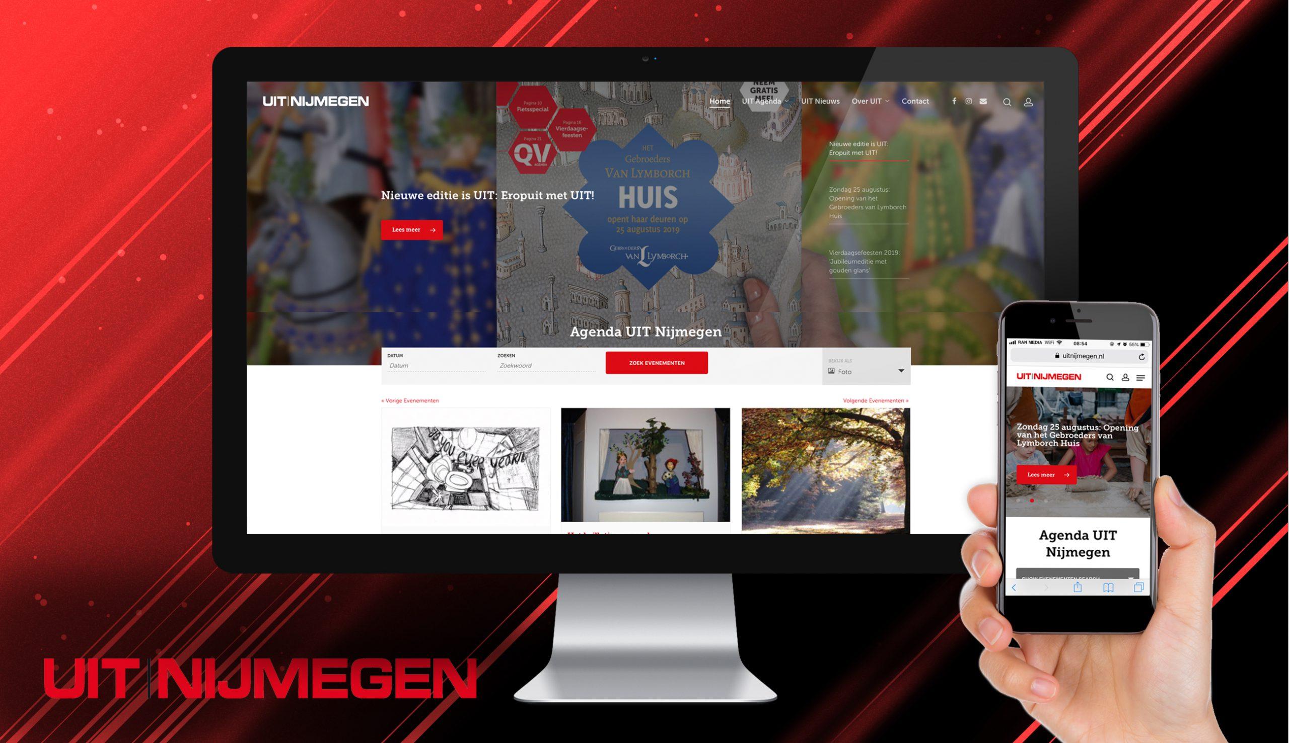 Nieuw online platform ontwikkeld voor UIT Nijmegen