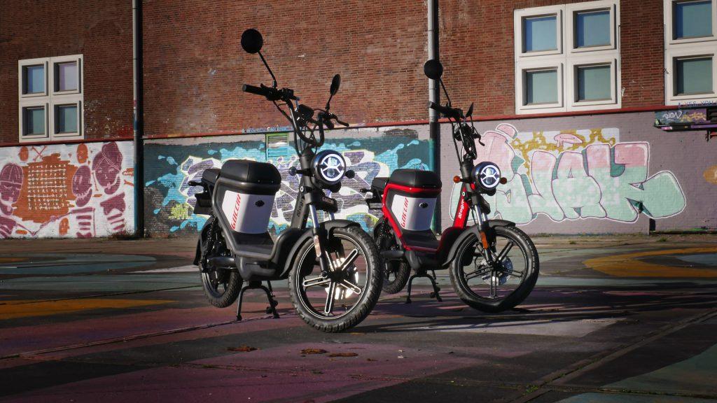 agm goccia elektrische scooter header