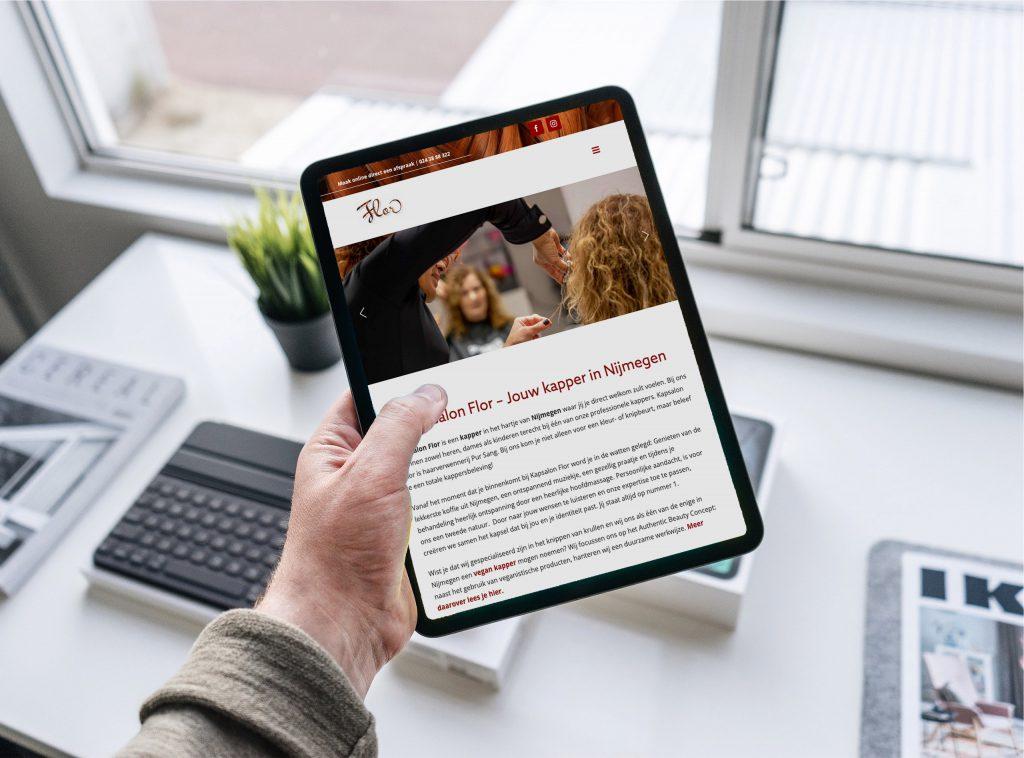 Kapslon flor online marketing nijmegen