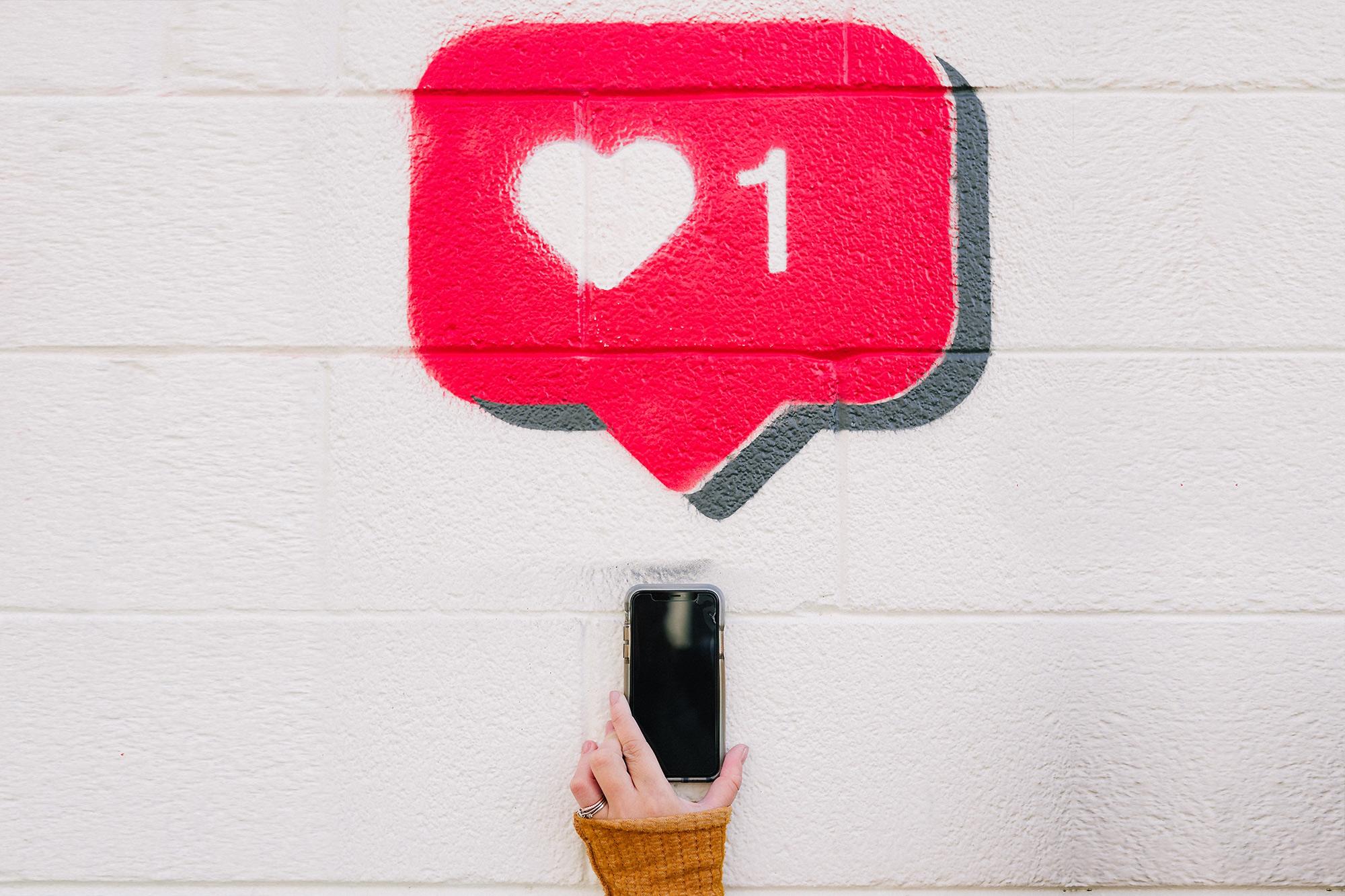 social media advertising adverteren facebook instagram linkedin